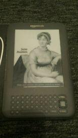 Amazon Kindle free 3g keyboard 3.4.2