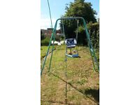 FREE swing with baby chair and older child seat