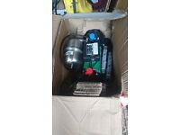 Salamander shower pump 100 twin 3,2 bar ESP CPV intelligent