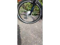 Cyclotricity E-Bike front wheel conversion kit + Battery Complete for sale  Bream, Gloucestershire