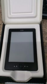 Amazon Kindle 5th Generation with case