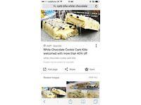 Grenade Carb killa protein box x12 white chocolate cookie