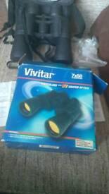 Vivitar Binoculars 7x50