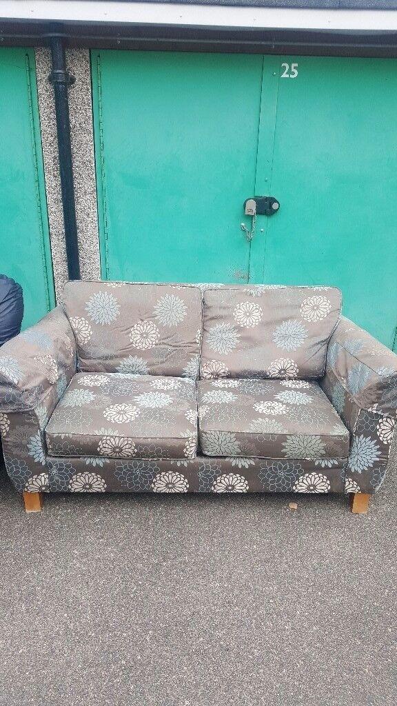 Sofa bed!