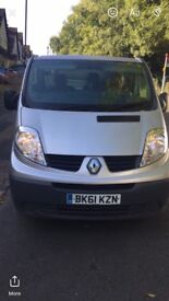 Renault traffic 2012