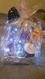kiddys gift set with light xmas or birthday