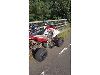 Raptor 700 se3 limited edition 2008