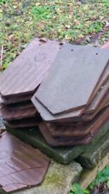 Roof Tiles Acme Sandstorm circa 27. COLLECTION ONLY