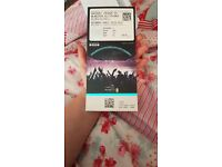 1 Anthony Joshua ticket