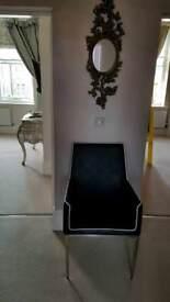 Designer Dining Chairs (x4 designer chairs)