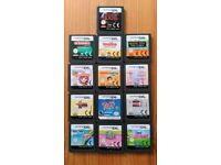Lots of Nintendo DS Games - Dora, Fifi, Lets Draw, Happy Feet, Monster House, Bust-a-Move etc.