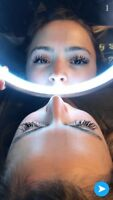Eyelash extensions for just $70! House calls offered