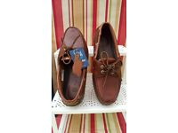A new Pair of Mens size7.5 Orca Bay Boat shoes