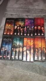 Free angel and buffy vhs