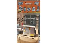 MEAT MINCER MACHINE SIZE 32 HEAVY DUTY KIYMA MACHINE NEW BUSY BUTCHER