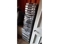 Amplifier,radio tuner ,dvd player