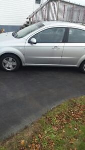 2008 pontiac wave PLEASE CONTACT NUMBER