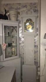 Beautiful tall clock reduced for space
