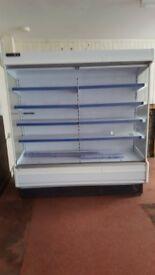 Refrigerated supermarket shop display chiller,freezere,shelving