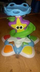Fisher Price stand and dance starfish