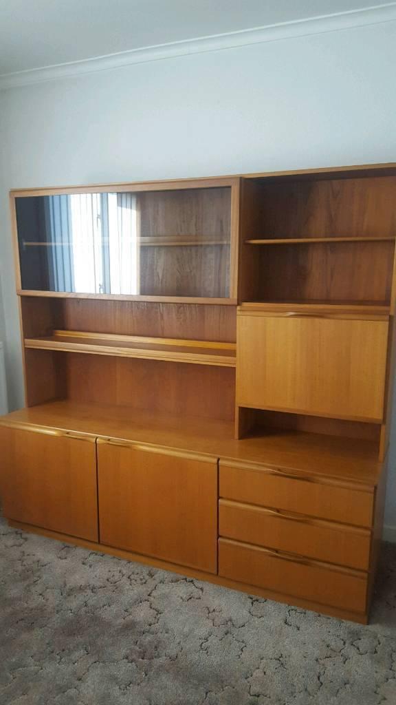 Wooden livingroom cabinet