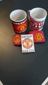 Mag sweat band & magnetic of Manchester United