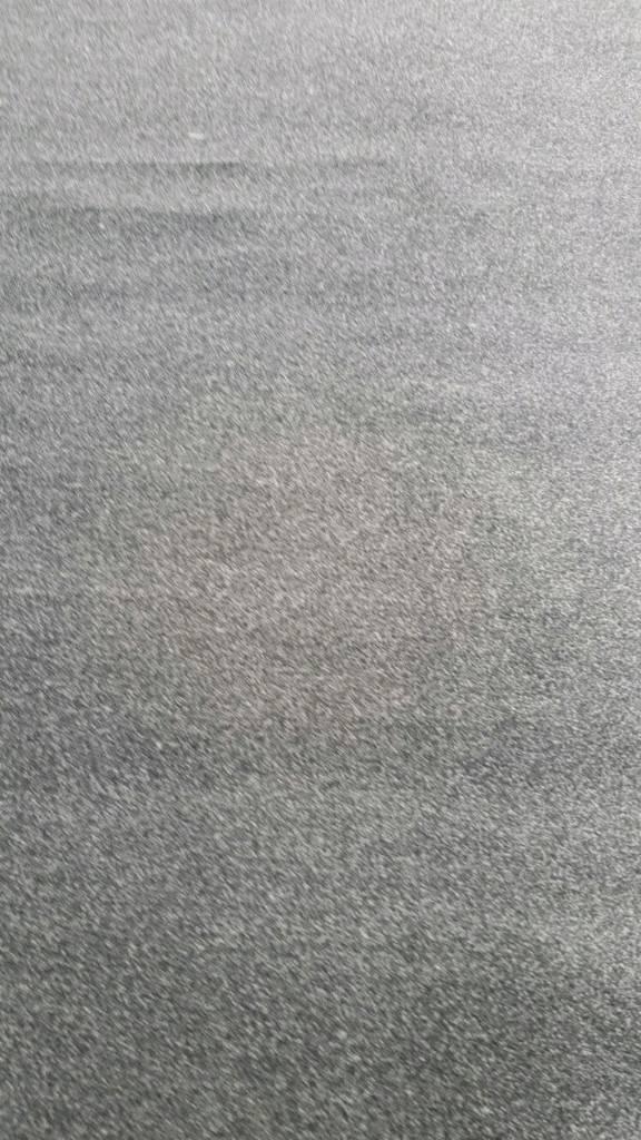 Silver grey carpet