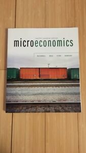 microeconomics by McConnell, Brue, Flynn and Barbiero