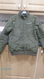 Boys jacket 12-13 year old. Excellent condition like new only been used couple of time.