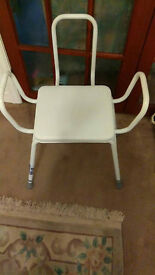 Aidapt perching stool (brand new)