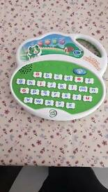 Leap frog letter doscoveries