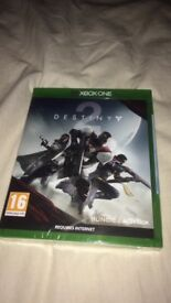 Destiny 2 - Xbox One, Brand New (Sealed)