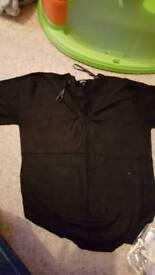 Size 16 black jumper