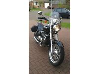 Triumph Bonneville America 865cc for sale, excellent new condition - Collection only - East Kilbride
