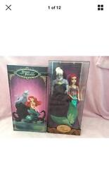 Disney Limited Edition Ariel and Ursula DFDC