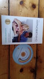 The Hypnobirthing Book and cd by Katharine Graves