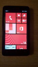 Nokia lumia 625 sim free mobile phone