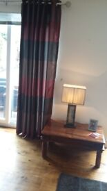 Excellent condition curtains - ideal for a patio