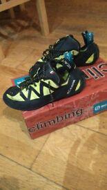 Climbing Shoes Scarpa Vapour Lace size 43 EU / 9 UK