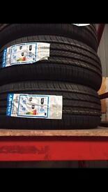 Tyre 195 55 16