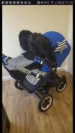 BUGABOO DONKEY CUSTOM MADE