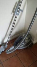 Electrolux cyclone hoover