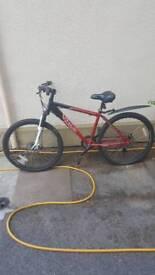 """Apollo mountain bike 26"""" 16"""" frame"""