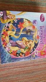 Girls Rapunzel Jigsaw
