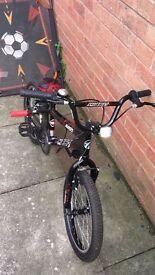 Child's Avigo BMX bike - like new