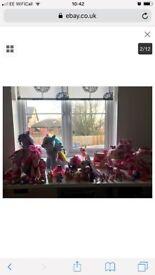 My Little Pony huge job lot