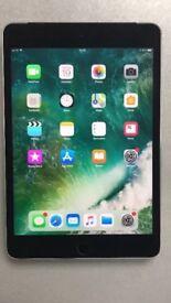 Apple I pad 4 mini 16GB WiFi and cellular unlocked *will post*