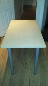 IKEA LINNMON TABLE 60×100CM