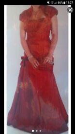 Prom dress and bolero size 12