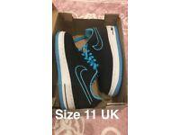 ** Trainers** Baby Junior Shoes Puma Nike Adidas Jordan's Size 7 4 3 6 12 9 UK Quick Sale Must Go